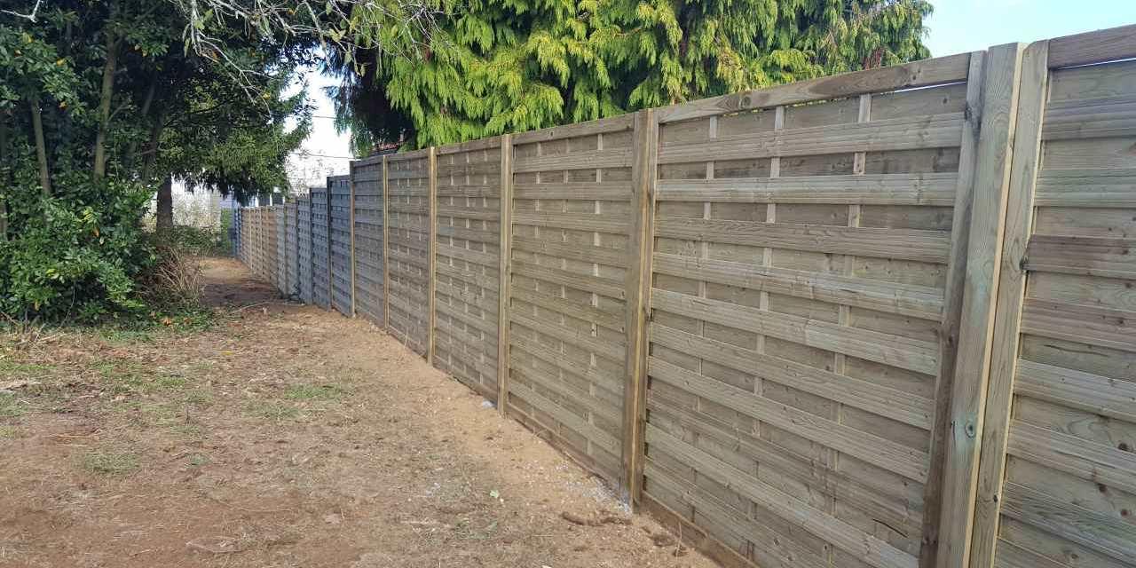 MB Paysage clôture
