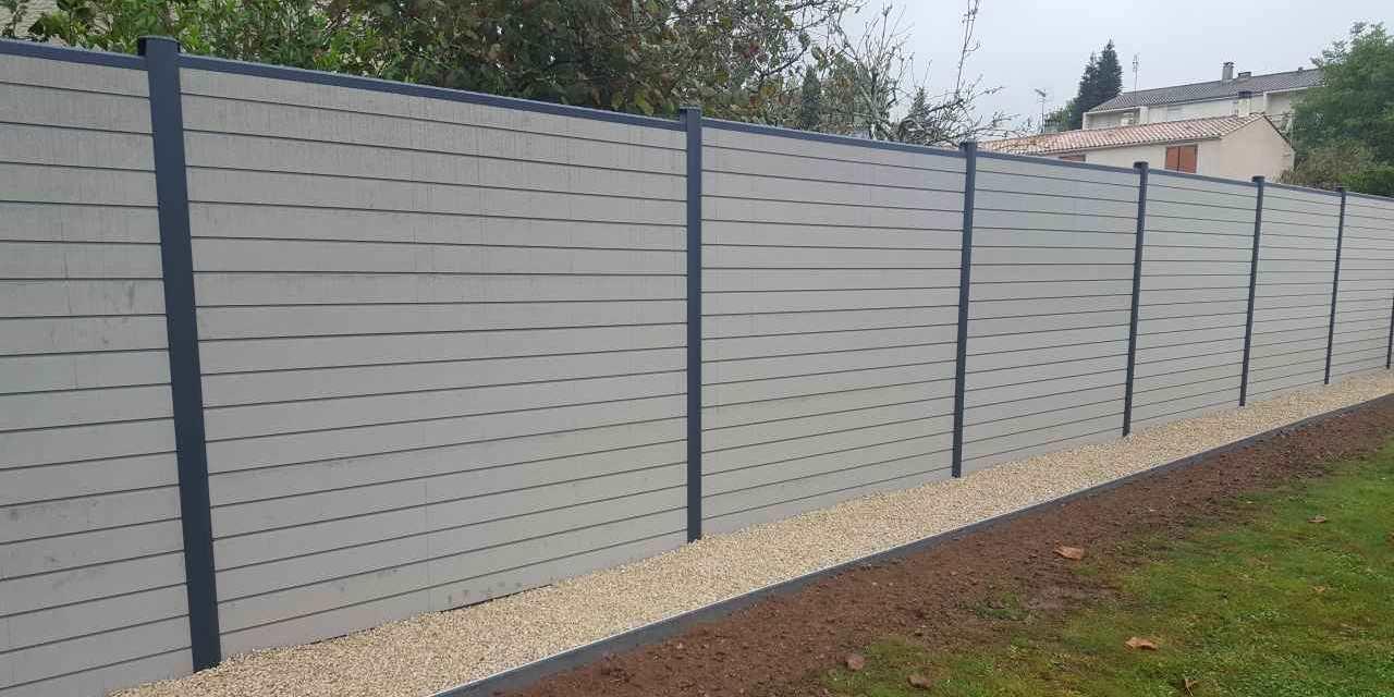 MB Paysage clôtures aménagement paysager