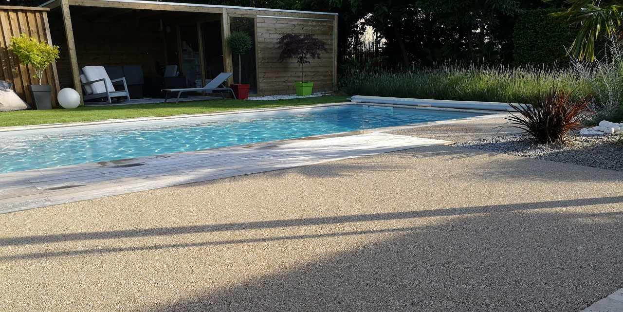 Terrasse piscine MB Paysage