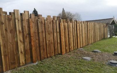 Brise-vue clôture